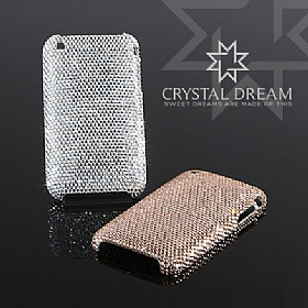 Swarovski Ta�l� iPhone 3GS Arka Kapak