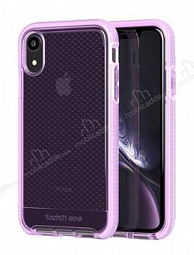 tech21 EVOCHECK iPhone XR Ultra Koruma Pembe Kılıf