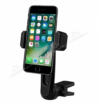 Totu Design iPhone 7 Plus /8 Plus Siyah Havalandırma Tutucu