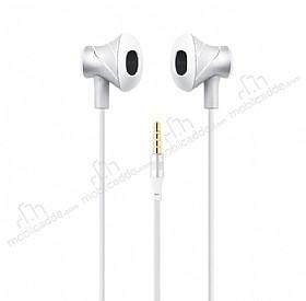 Totu Design Melody Series Mikrofonlu Kulakiçi Silver Kulaklık