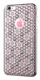 Totu Design Reform iPhone 6 / 6S Rose Gold Silikon Kılıf