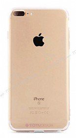 Totu Design Fairy Series iPhone 7 Plus Ultra �nce �effaf Silikon K�l�f