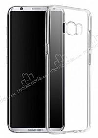 Totu Design Soft Series Samsung Galaxy S8 Plus Şeffaf Silikon Kılıf