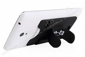 Silikon Kartlıklı Telefon Standı