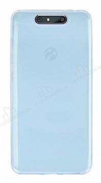 Turkcell T80 Ultra İnce Mavi Silikon Kılıf