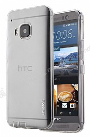 Usams Primary HTC One M9 �effaf Silikon K�l�f