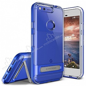 Verus Crystal Bumper Google Pixel Really Blue Kılıf