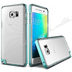 Verus Crystal Bumper Samsung Galaxy Note 5 Mint Kılıf