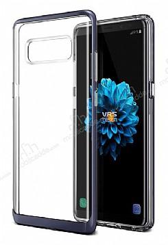 VRS Design Crystal Bumper Samsung Galaxy Note 8 Orchid Gray Kılıf