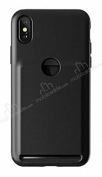 VRS Design Damda Fit iPhone X Siyah Kılıf