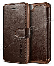 Verus Dandy Layered Leather iPhone SE / 5 / 5S Kahverengi K�l�f