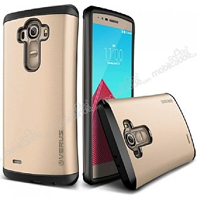 Verus Thor Series Hard Drop LG G4 Shine Gold Kılıf