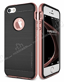 Verus High Pro Shield iPhone SE / 5 / 5S Rose Gold Kılıf
