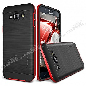 Verus High Pro Shield Samsung Galaxy A8 Crimson Red Kılıf