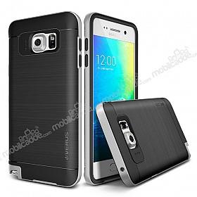 Verus High Pro Shield Samsung Galaxy Note 5 Light Silver Kılıf