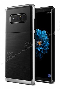 VRS Design High Pro Shield Samsung Galaxy Note 8 Light Silver Kılıf