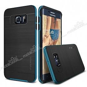 Verus High Pro Shield Samsung Galaxy S6 Edge Plus Electric Blue Kılıf
