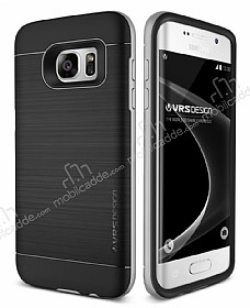Verus High Pro Shield Samsung Galaxy S7 Edge Light Silver Kılıf
