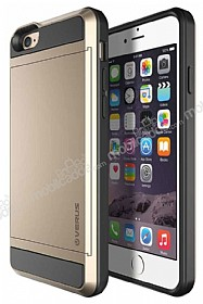 Verus iPhone 6 / 6S Damda Slide Shine Gold K�l�f