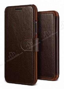 VRS Design Layered Dandy iPhone X Dark Brown Kılıf