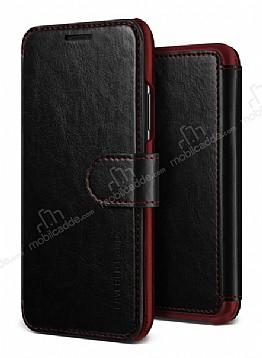 VRS Design Layered Dandy iPhone X Siyah Kılıf