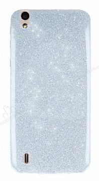 Vestel Venus 5530 Simli Silver Silikon Kılıf