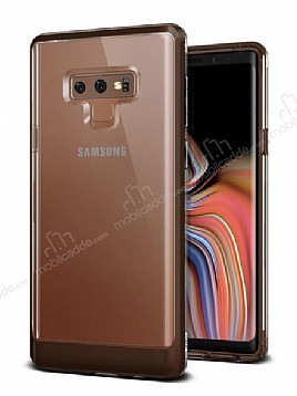 VRS Design Crystal Bumper Samsung Galaxy Note 9 Metallic Black Kılıf