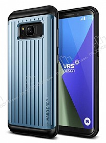 VRS Design Hard Drop Waved Samsung Galaxy S8 Blue Coral Kılıf