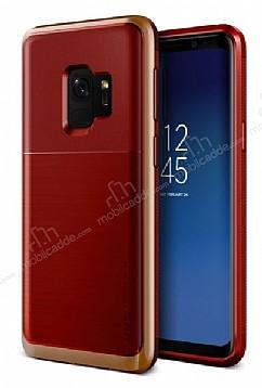 VRS Design New High Pro Shield Samsung Galaxy S9 Kırmızı Kılıf