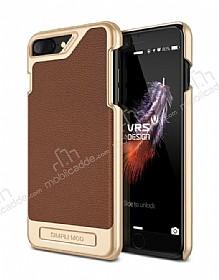 VRS Design Simpli Mod iPhone 7 Plus / 8 Plus Kahverengi Kılıf