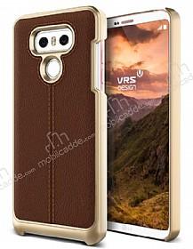 VRS Design Simpli Mod LG G6 Kahverengi Kılıf