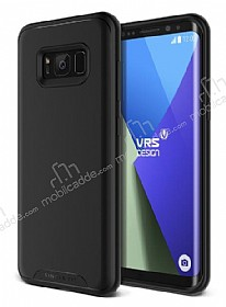 VRS Design Single Fit Samsung Galaxy S8 Plus Siyah Kılıf