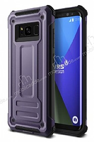 VRS Design Terra Guard Samsung Galaxy S8 Orchid Grey Kılıf