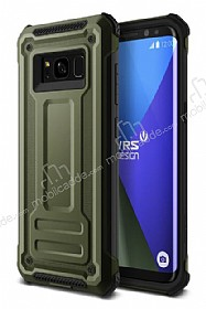 VRS Design Terra Guard Samsung Galaxy S8 Military Green Kılıf
