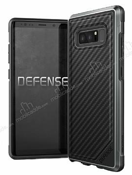 X-Doria Defense Lux Samsung Galaxy Note 8 Karbon Desenli Ultra Koruma Kılıf