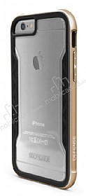 X-Doria Defense Shield iPhone 6 Plus / 6S Plus Ultra Koruma Gold Kılıf