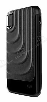 X-Doria Spartan iPhone X Ultra Koruma Siyah Kılıf