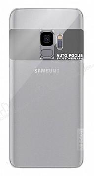 X-Level Samsung Galaxy S9 Plus Şeffaf Beyaz Silikon Kılıf