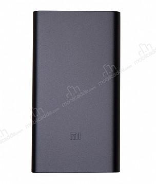Xiaomi 10000 mAh 2.Versiyon Gri Powerbank Yedek Batarya