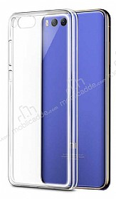 Xiaomi Mi 6 Şeffaf Kristal Kılıf