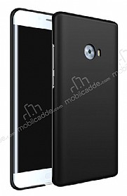 Xiaomi Mi Note 2 Tam Kenar Koruma Siyah Rubber Kılıf