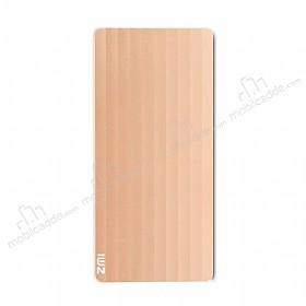 Xiaomi ZMI Ultra Slim 10000 mAh Powerbank Gold Yedek Batarya