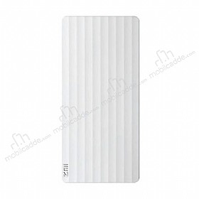 Xiaomi ZMI Ultra Slim 10000 mAh Powerbank Silver Yedek Batarya