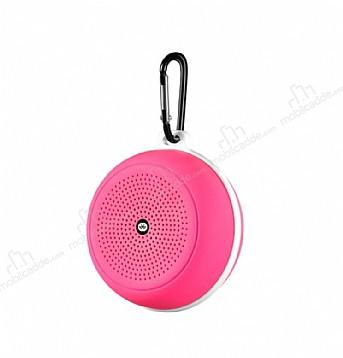 XO-F1 Pembe Bluetooth Hoparlör