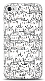 Dafoni  iPhone 4 / 4S Cats K�l�f