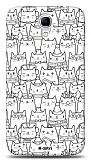 Dafoni  Samsung Galaxy Mega 6.3 Cats K�l�f