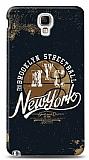 Dafoni Samsung N7500 Galaxy Note 3 Neo NYC Streetball K�l�f