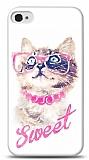 Dafoni iPhone 4 / 4S Sweet Cat K�l�f