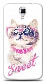 Dafoni Samsung Galaxy Mega 6.3 Sweet Cat K�l�f