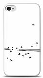 Dafoni iPhone 4 / 4S Flying Birds K�l�f